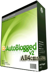 Autoblogged V2.5.74 [FULL VERSION] - LATEST