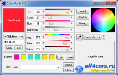 ColorMania 3.2