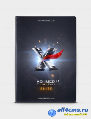 Xrumer 7.0.12 Elite and Hrefer 3.85 (VMWare)