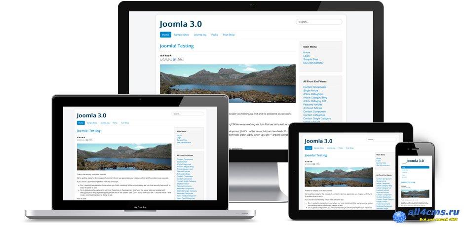 joomla 3.0. руководство пользователя скачать