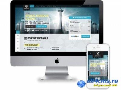 RT Alerion — универсальный адаптивный бизнес шаблон для Joomla