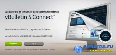 vBulletin 5.0.2 Connect RUS Nulled