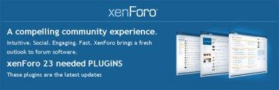 Сборник Плагинов для XenForo