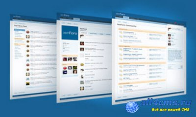 XenForo 1.1.4 RUS Nulled