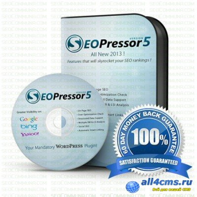 Мощный WordPress плагин SEOPressor v5.0