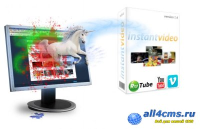 InstantVideo v 1.6.6 [Nulled]