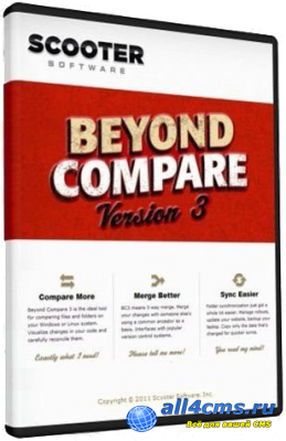 Beyond Compare Pro v3.3.7