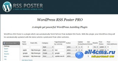 Rss poster pro nulled