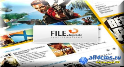 ������ File Template ��� DLE 9.8-10.0 [��������]