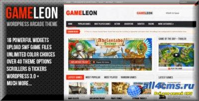 Премиум шаблон для WordPress Gameleon v.1.7