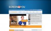 Шаблон Screen4you для видео-порталов