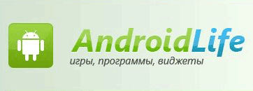 Шаблона Android Life от Test-Templates