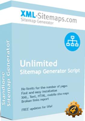 Sitemap Generator Pro v6.0