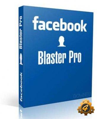 Facebook Blaster Pro v11