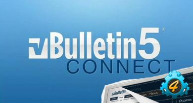 vBulletin v5.0.5 Connect RUS Nulled