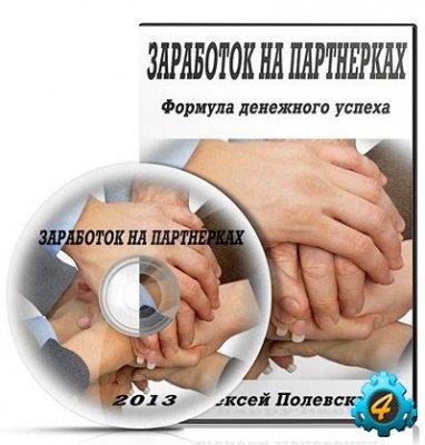 Заработок на партнерках (2013) [Премиум]