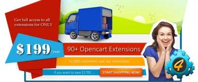 90+ профессиональных модулей для вашего магазина!