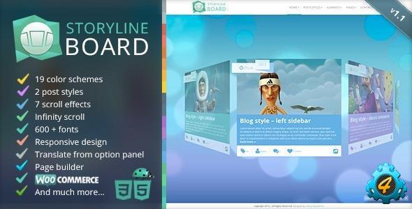Storyline Board v.1.2