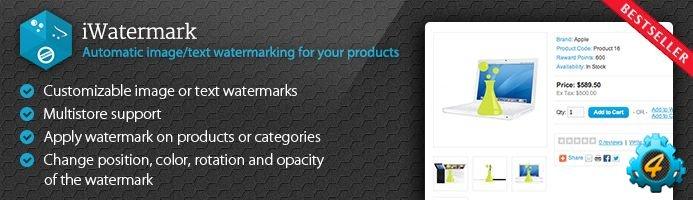 iWatermark - отличная защита для Ваших товаров
