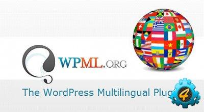 Плагин для создания многоязычных сайтов на базе WordPress