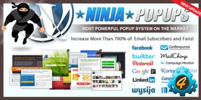 Ninja Popups 3.0