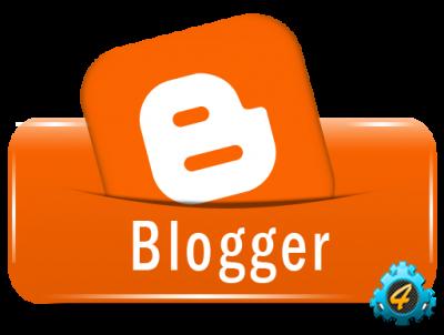 Продающий сайт на Blogger