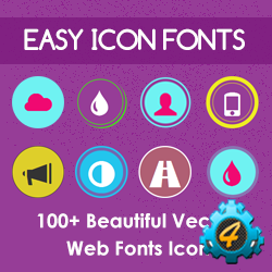 Easy Boostrap Shortcode Pro + Easy Icon Fonts