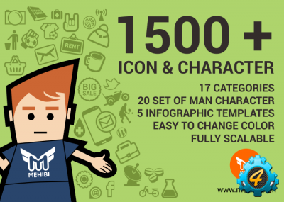 1500 иконок
