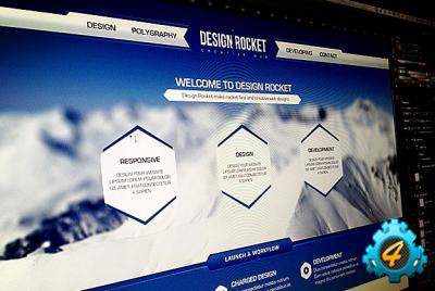 Современный веб-дизайн при помощи HTML и CSS