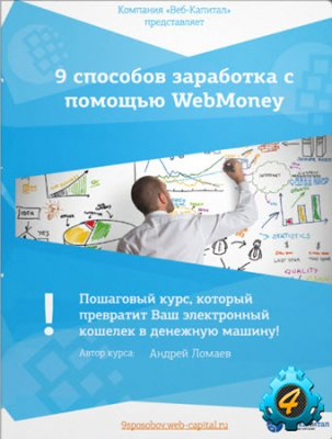 9 способов заработка с помощью Webmoney