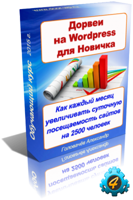 Дорвеи на WordPress для Новичка