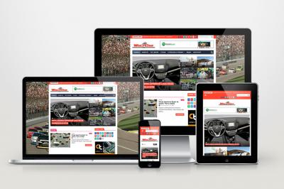 Автонаполняемый сайт автомобильной тематики - WolfCar