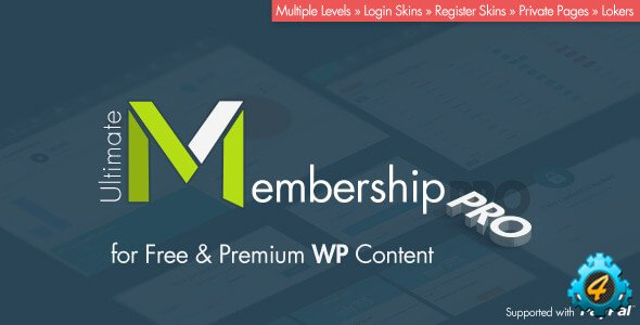 Ultimate Membership Pro V2.3