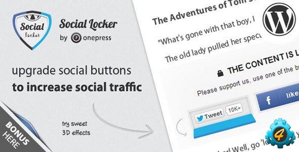 Social Locker v4.3.5