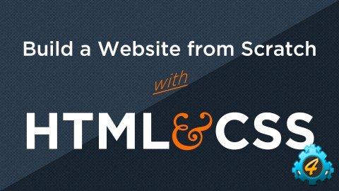 [Brad Hussey] Создание веб-сайта с нуля с помощью HTML & CSS