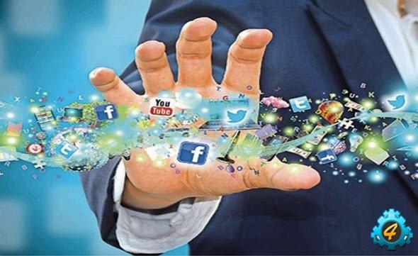 Много клиентов из социальных сетей