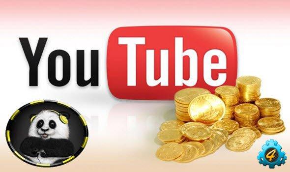 Заработок на играх через YouTube (2016)