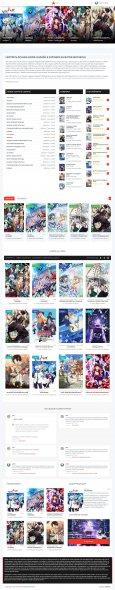 Anime - адаптивный DLE шаблон для аниме порталов для DLE 10.x - 11.x