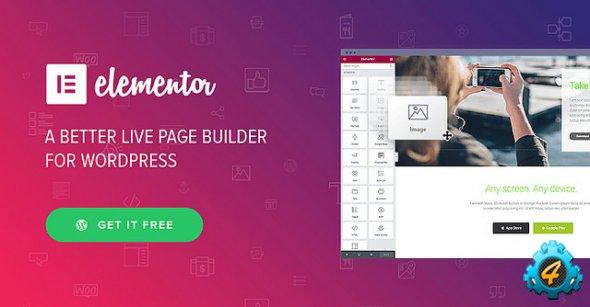 Elementor Pro v1.15.4