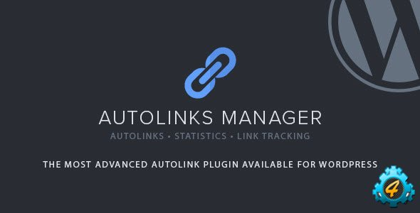 Autolinks Manager v1.10