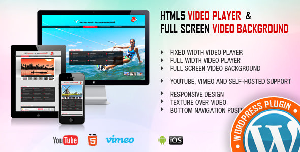 Video Player & FullScreen Video Background v1.8.5.2