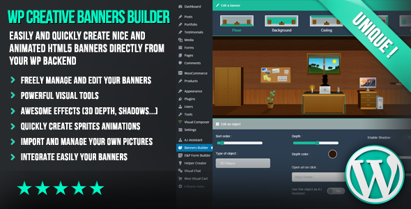 Creative Banners Builder v1.01