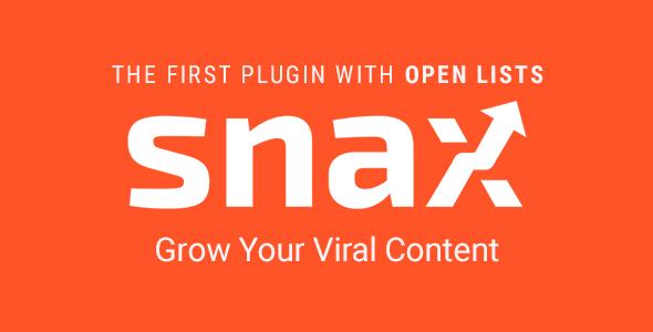 Snax v1.14.3