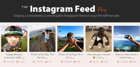 Instagram Feed Pro v3.0.1 Rus