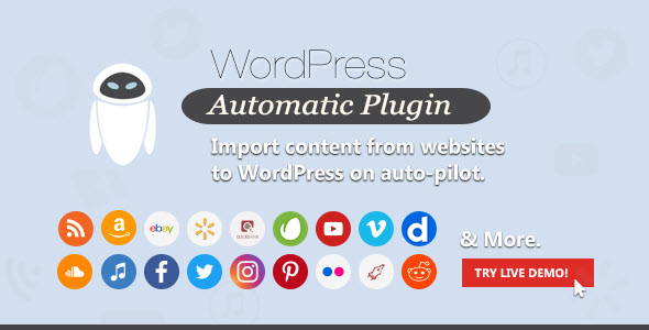 Wordpress Automatic Plugin v3.39.1