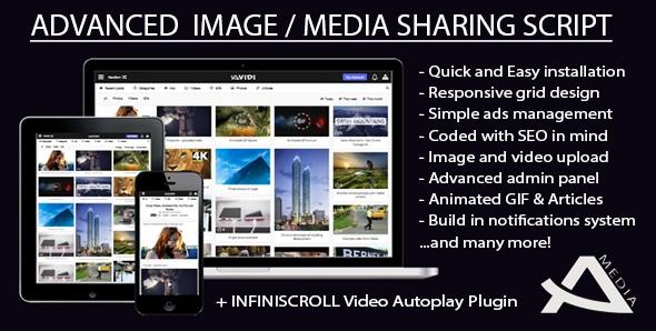 Avidi Media v1.7