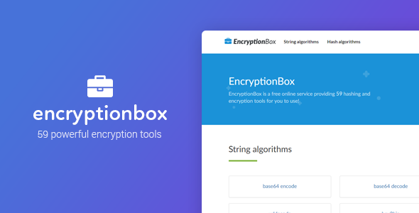 Encryption Box v1.0