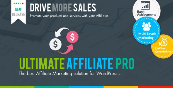 Ultimate Affiliate Pro v5.0 - своя партнерская программа