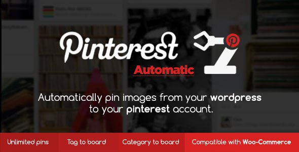 Pinterest Automatic Pin 4.10.4