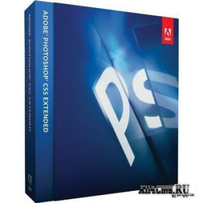 Adobe Photoshop CS5 Extended (v.12.0.2) DVD [RUS / ENG] by m0nkrus
